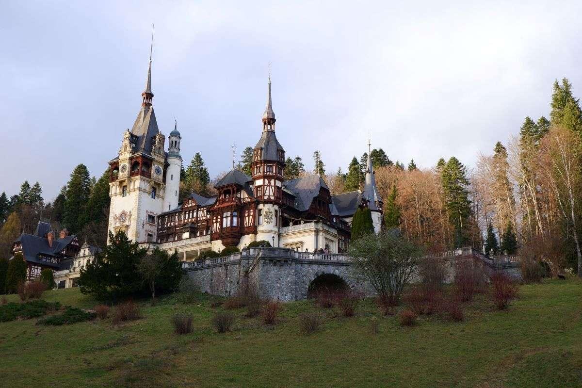 Viaggio in Romania Peles