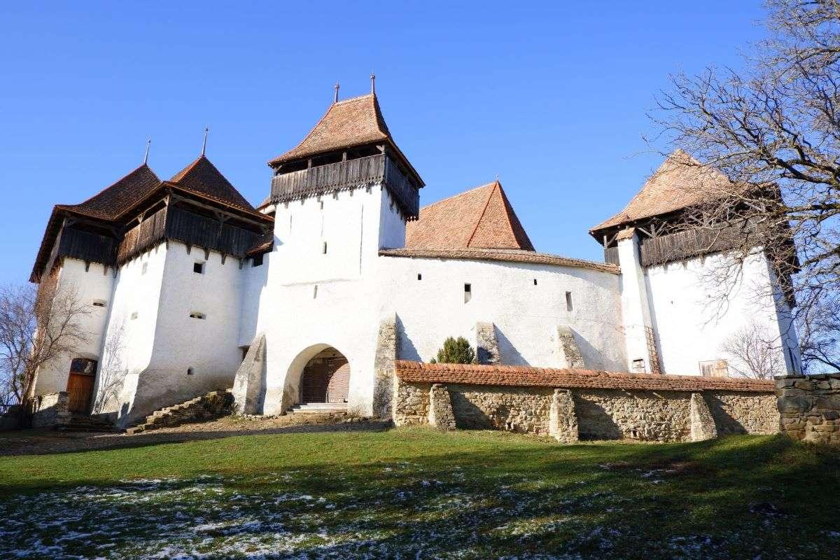 Viaggio in Romania Viscri