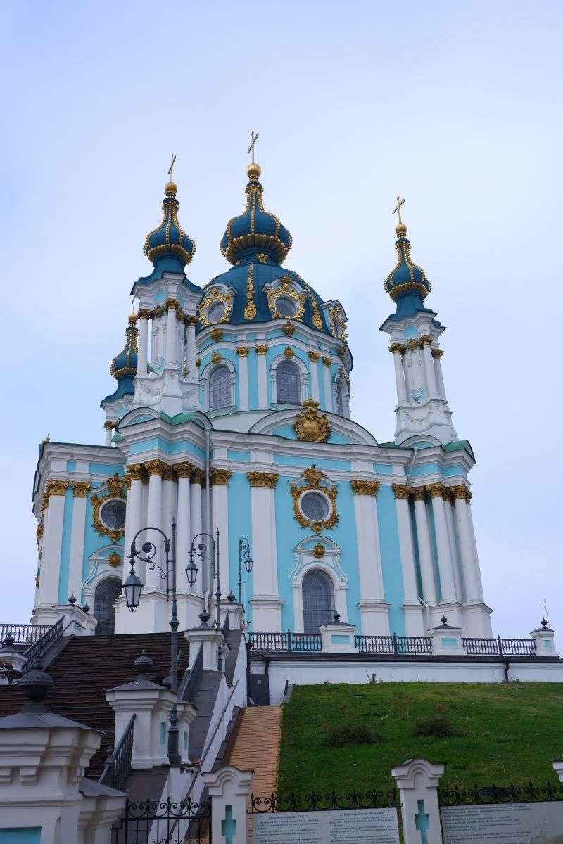 Viaggio in Ucraina Kiev
