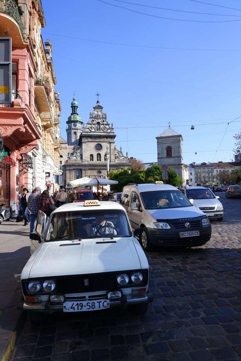 Viaggio in Ucraina Lviv