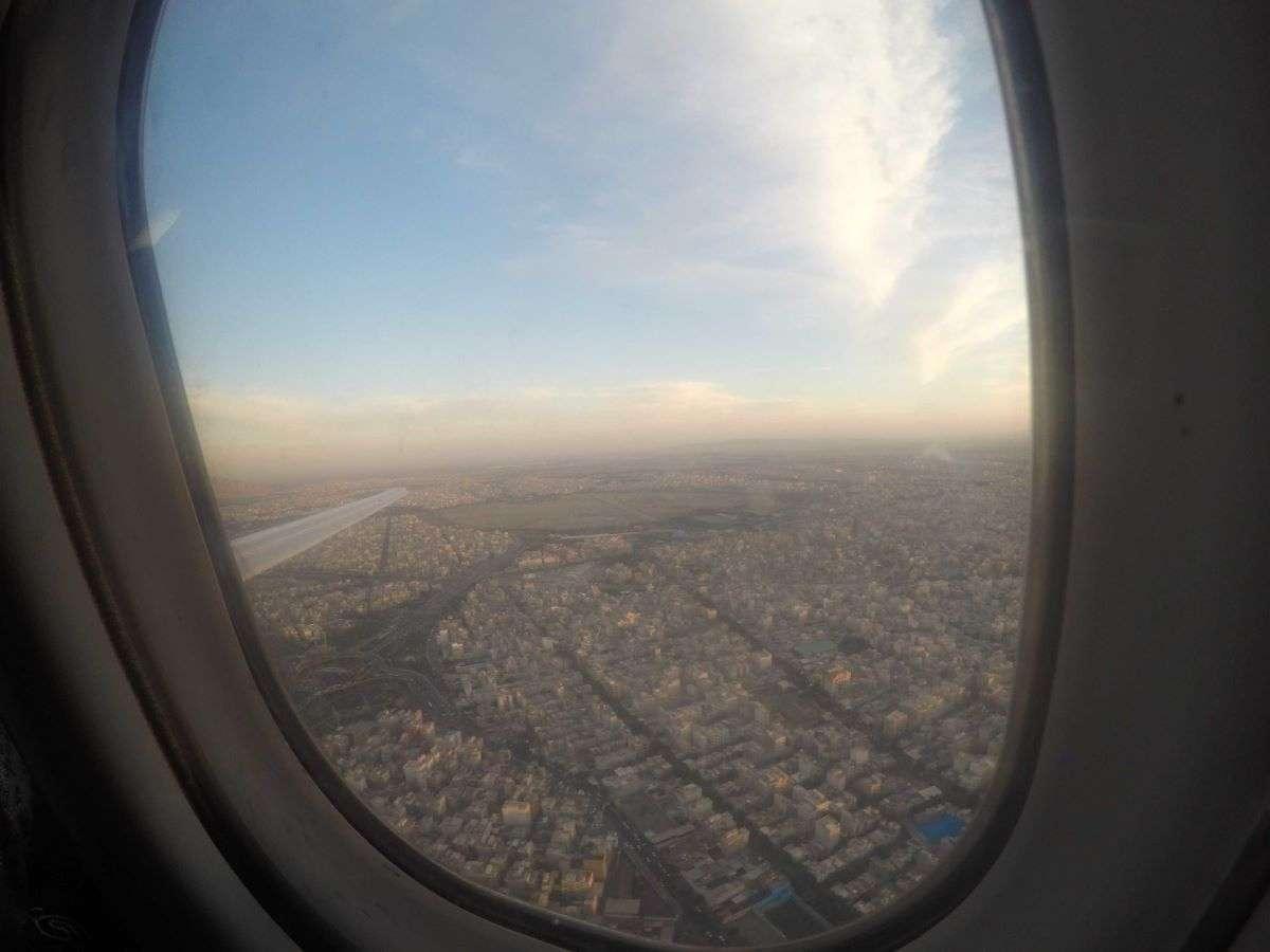 Volo su Teheran