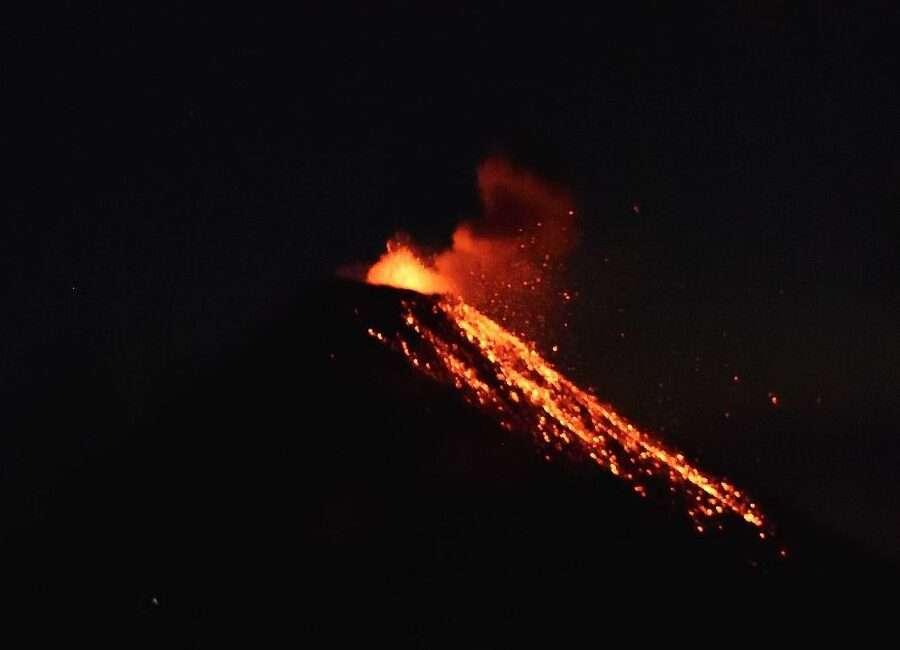 Vulcano Fuego