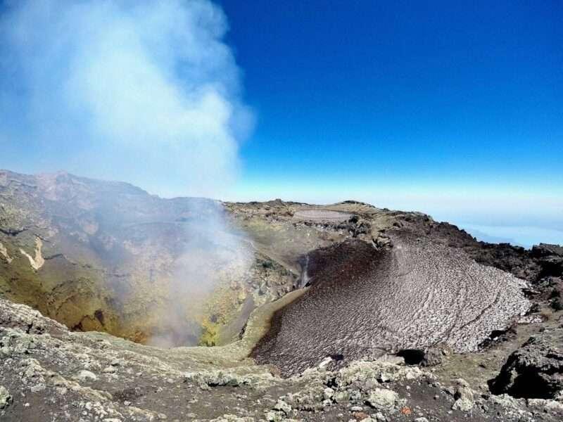 Vulcano Villarrica
