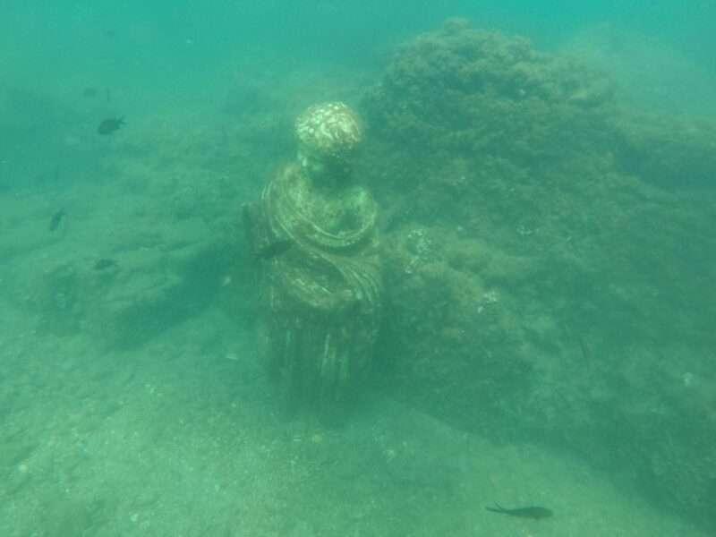 Immersione a Baia
