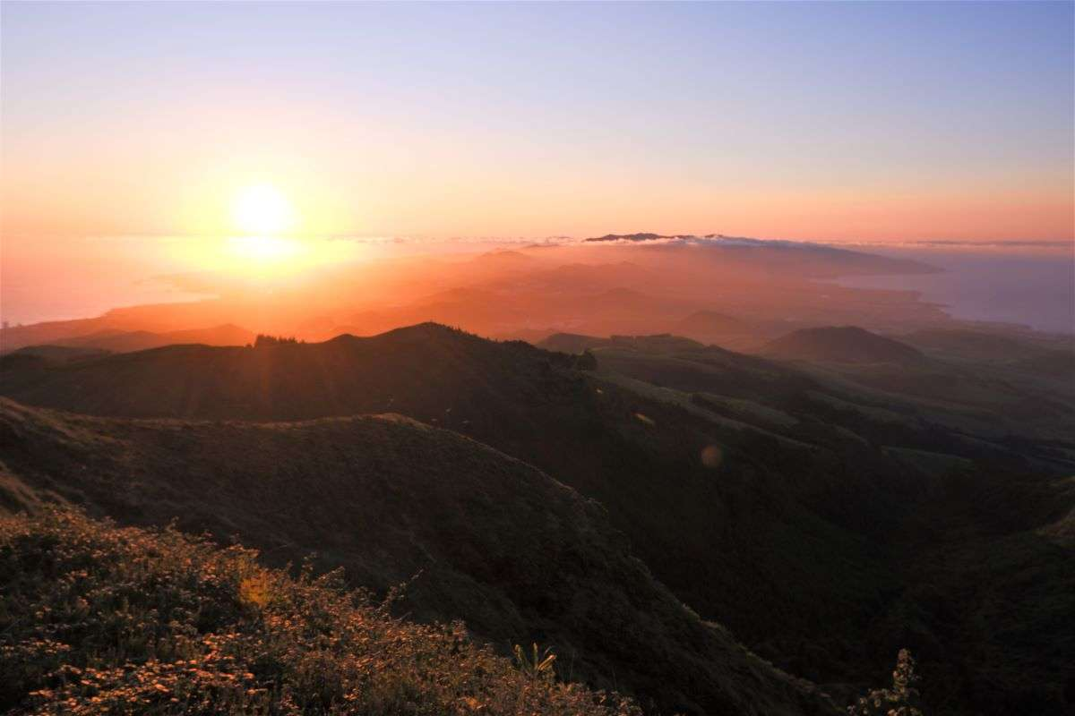 Azzorre Sunset