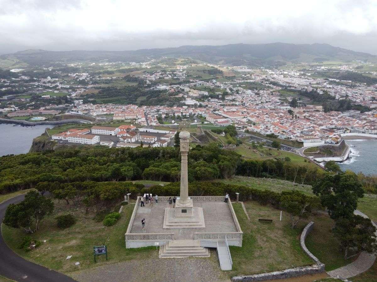 Viaggio alle Azzorre Monte Brasil