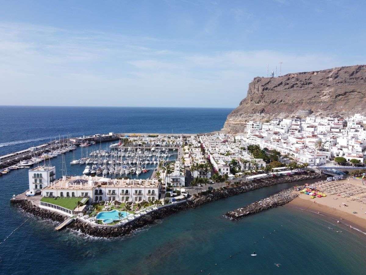 Puerto de Mogan Gran Canaria
