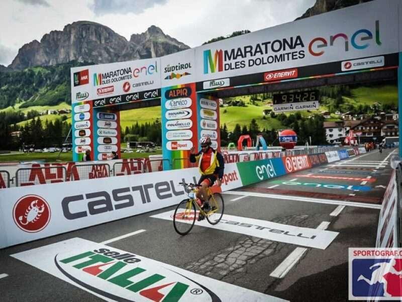 Granfondo Maratona dles Dolomites