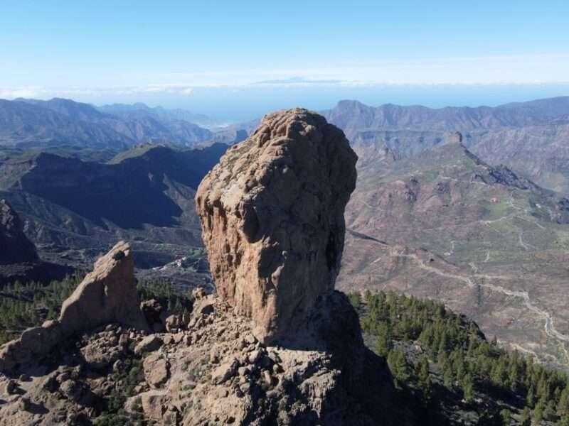 Trekking a Gran Canaria Roque Nublo