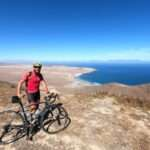 Canarie in bici Lanzarote