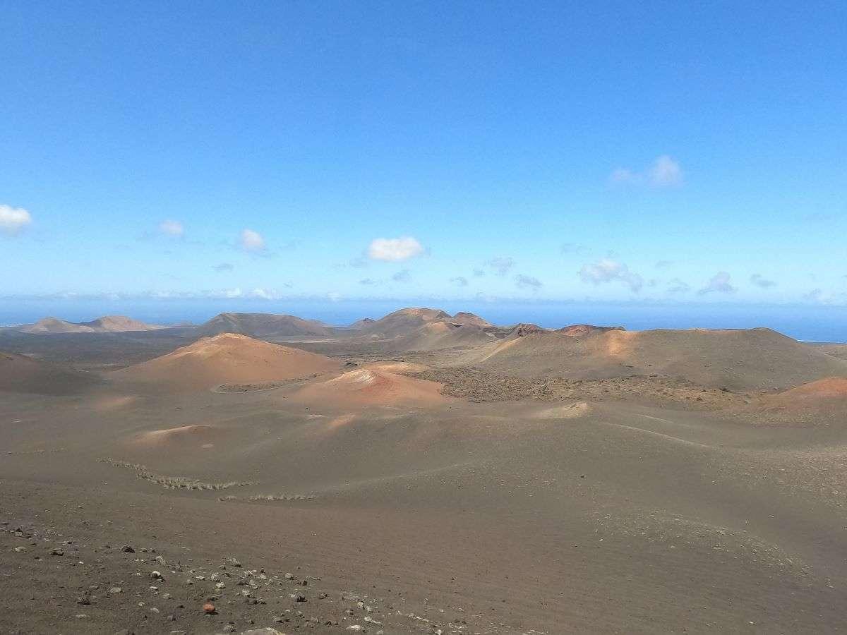 Lanzarote Timanfaya