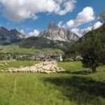 Giro in bici sulle Dolomiti
