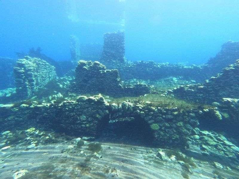Immersione al lago di Capodacqua