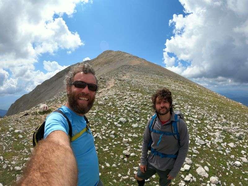 Scalata al Monte Velino