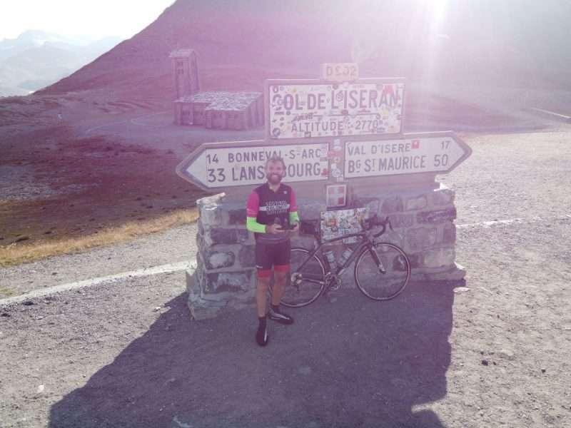 Da Susa ad Aosta in bici