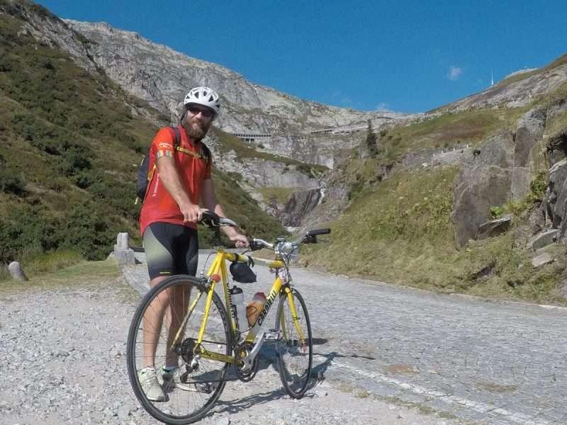 Giro in bici da Airolo